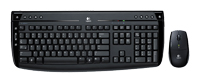 LogitechPro 2400 Cordless Desktop Black USB