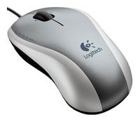 LogitechV150 Laser Mouse Grey USB