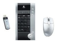 LogitechV250 Cordless Black-Silver USB