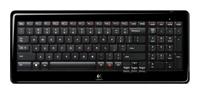 LogitechWireless Keyboard K340 Black USB