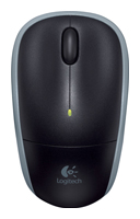 Logitech Wireless Mouse M205 Black-Grey USB