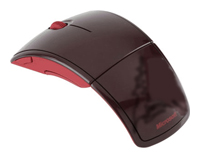 Microsoft Arc Mouse Red USB