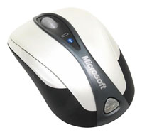 Microsoft Bluetooth Notebook Mouse 5000 White-Black USB