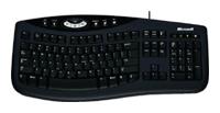 MicrosoftComfort Curve Keyboard 2000 Black USB