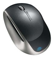 MicrosoftExplorer Mini Mouse Black-Silver USB