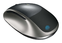 MicrosoftExplorer Mouse Silver-Black USB