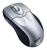Microsoft IntelliMouse Explorer 4.0 Silver-Black USB+PS/2