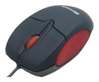MicrosoftNotebook Optical Mouse SE Black-Red USB
