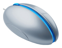 MicrosoftOptical Mouse by S arck Blue