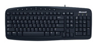 MicrosoftWired Keyboard 500 Black PS/2