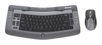 MicrosoftWireless Entertainment Desktop 7000 Grey USB