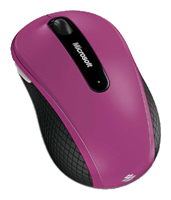 MicrosoftWireless Mobile Mouse 4000 Pink USB