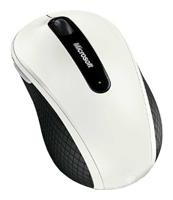 MicrosoftWireless Mobile Mouse 4000 White USB