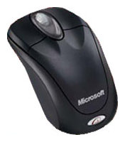 MicrosoftWireless Notebook Optical Mouse 3000 Black