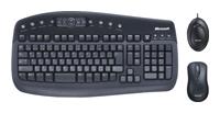 MicrosoftWireless Optical Desktop 1000 Black USB