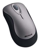 Microsoft Wireless Optical Mouse 2000 Grey-Black USB
