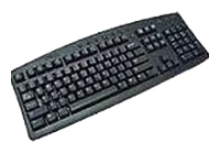 Mitsumi Keyboard Classic Black PS/2