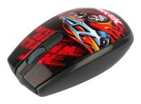 Modecom MC-320 ART HOT WHEELS 2 USB