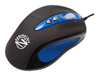 OCZDominatrix Laser Gaming Mouse Black-Blue USB