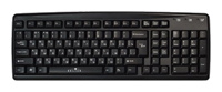 Oklick110 M Standard Keyboard Вlack PS/2