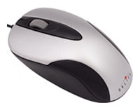 Oklick151 M Optical Mouse Silver PS/2