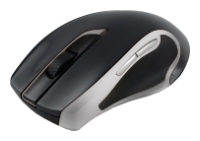 Oklick 408 MW Wireless Optical Mouse Black-Silver