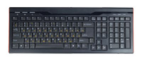 Oklick 420 M Multimedia Keyboard Black USB