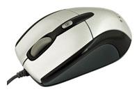 Oklick520 S Optical Mouse Silver-Black USB