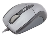 Oklick 520 S Optical Mouse Silver USB