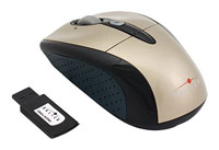 Oklick 820 M Wireless Optical Mouse White-Black
