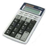 PortoKDH-02 Calculator Keypad Grey USB