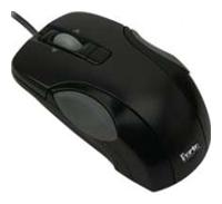 PortoMini Mouse Laser LM607 Black USB