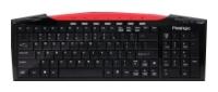 PrestigioPKB04R Black-Red USB