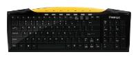 PrestigioPKB04Y Black-Yellow USB