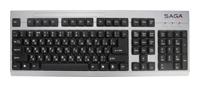 SAGAKB2108 Silver USB