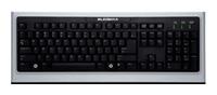 SamsungK-305B Wired Slim Keyboard Black-Silver USB