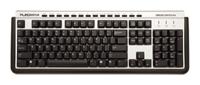 SamsungPKB-3000 Silver-Black PS/2