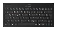 Speed-LinkCOMET Trackball Mini Keyboard SL-6497-SBK Black