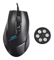 Speed-Link Kudos Gaming Mouse Black USB