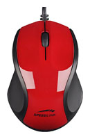 Speed-Link Minnit 3-Button Micro Mouse Red SL-6121-SRD