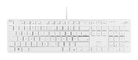Speed-LinkVERDANA Multimedia Keyboard SL-6455-SWT White USB