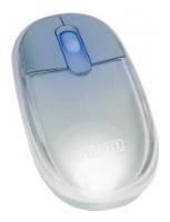SweexMI025 Optical Scroll Mouse Neon Silver