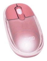 SweexMI027 Optical Scroll Mouse Neon Pink