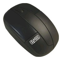 Sweex MI301 Notebook Optical Mouse Retractable Black