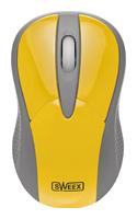 SweexMI424 Wireless Mouse Mango Yellow USB