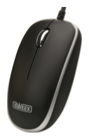 SweexMI502 Optical Mouse Black-Silver USB