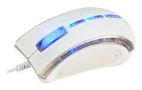 T'nBGUPPY QUARTZ mouse White USB