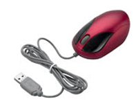 Targus Wired Mini Optical Mouse AMU01EU Black