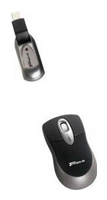 TargusWireless Laser Rechargeable AMW15EU Black-Silver USB