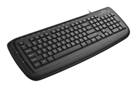 Trust BlackStream Keyboard Black USB